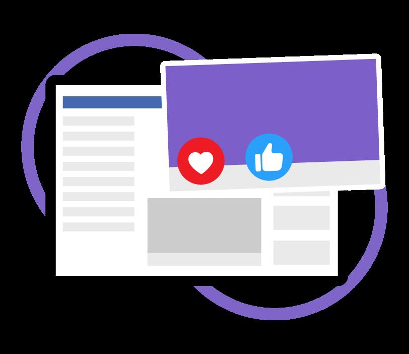 Campañas de redes sociales y publicidad digital